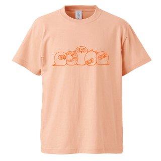 十堂 『おしくらけだまんじゅう』Tシャツ S、M、L