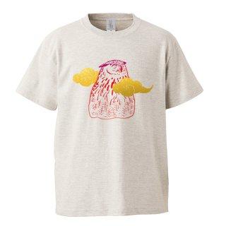 十堂 『山の如く』Tシャツ  赤富士ver.はho-ho-限定 S、M、L