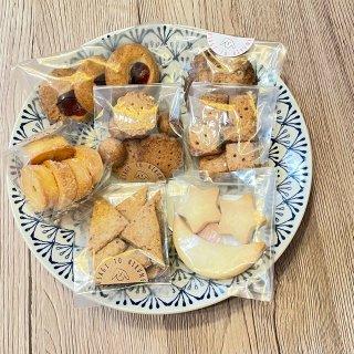 うさぎとひるね お菓子セット7種類各1点ずつ
