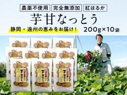 芋甘なっとう 200g×10袋セット【送料無料】