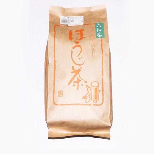 大和高原茶園さんのほうじ茶 180g
