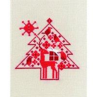 刺しゅうキット K274 クリスマス