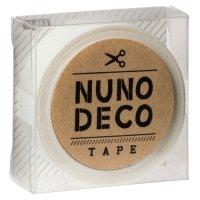 ヌノデコテープ しろいくも