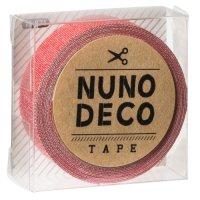 ヌノデコテープ さんご