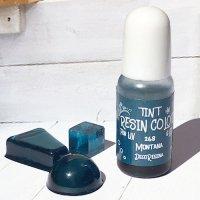 デコレジーナ 樹脂用着色剤 透明レジンカラーTINT 10g モンタナ