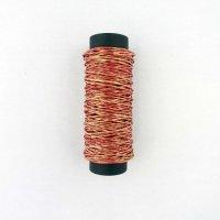 Wire Lab 和紙ワイヤー紅金色 20m巻