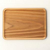木製ミニチュアパーツ WP-048 トレー 長方形A L 1個入