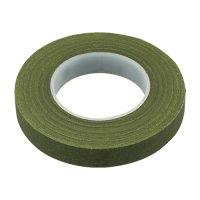 フラワーテープ12.5mm モスグリーン