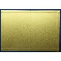ミニ金屏風(無地)12×17cm