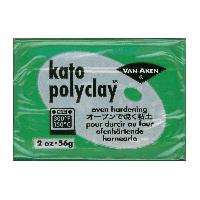 ケイト・ポリクレイ グリーン