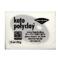 ケイト・ポリクレイ トランスルーセント(半透明)