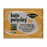 ケイト・ポリクレイ メタリックゴールド