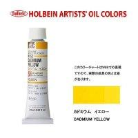 油絵具 20ml H052 カドミウム イエロー 3本セット