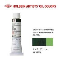 油絵具 20ml H076 サップ グリーン 3本セット