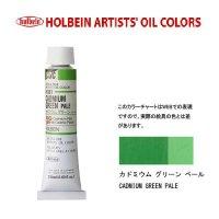 油絵具 20ml H081 カドミウム グリーン ペール 3本セット