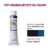 油絵具 20ml H119 フタロ ターコイズ 3本セット