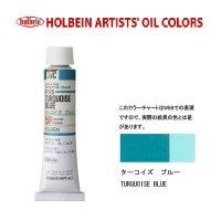 油絵具 20ml H115 ターコイズ ブルー 3本セット