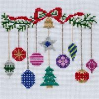 刺しゅうキット K234 パリジェンヌのクリスマス
