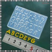 ソフトモールド T-736 アルファベット大文字Mサイズ