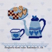 刺しゅうキット K230  Lovely tea time