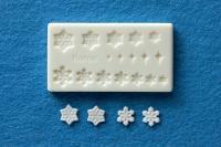 ミニ型抜き G-015 雪の結晶
