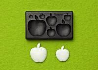 ミニ型抜き G-097 ぷっくりりんご