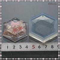 ソフトモールド 484 六角形(4.5cm×4cm)上級者向け