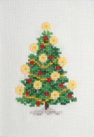 刺しゅうキット K110 クリスマスツリー