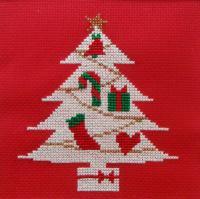 刺しゅうキット K205 Shiny Christmas to you