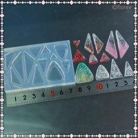 ソフトモールド C-529 三角フラット