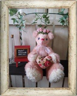 【D-type】pink(テディベア)mokobear