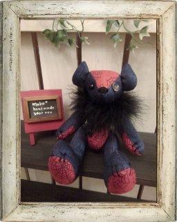 【B-type】Spider(テディベア)mokobear