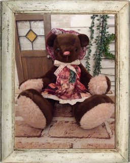 【E-type】Lovely Bear(テディベア)mokobear