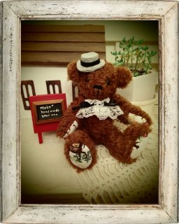 【B-type】紳士***テディベア***