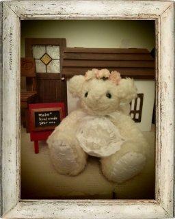 【B-type】Angel Bear**テディベア**