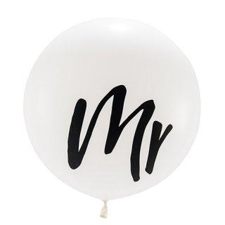 ウェディングバルーン<br>【 Mr 】