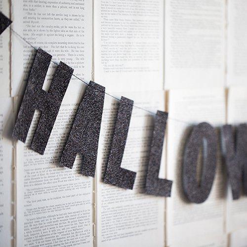 Halloweenガーランド