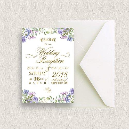 カード型招待状