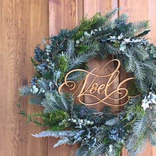 クリスマスプロップス<br>【 Noel  /  Lサイズ 】