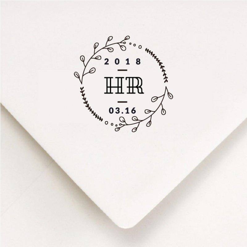 イニシャルロゴデザイン<br>【 Design.55 】