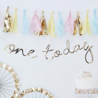 ガーランド<br>【One Today/Gold】