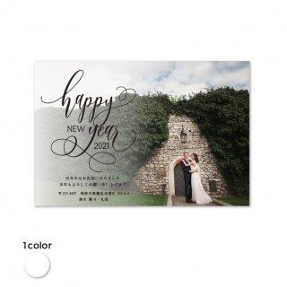 年賀状・結婚報告はがき<br>【 Photo 】