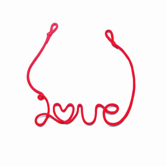 フォトプロップス【赤い糸 / Love】