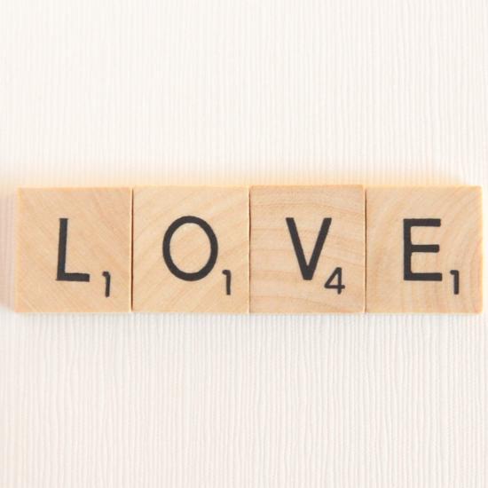【スクラブル/LOVE】