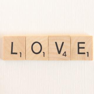 フォトプロップス<br>【スクラブル/LOVE】