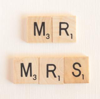 フォトプロップス<br>【スクラブル/MR.MRS.】