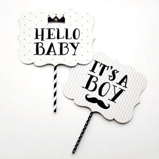 フォトプロップス<br>【Baby Crown】