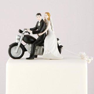 ケーキトッパー<br>【Get Away!/Weddingstar】