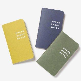 手作りノート3冊セット | DURAM ハンディノート17011
