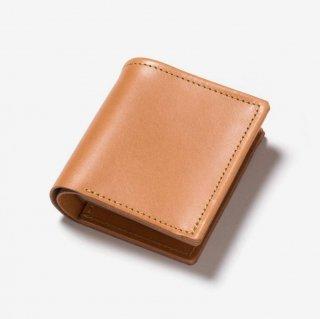 小銭入れが取り外せる二つ折り革財布 | SUAVE ウォレット&コインケース 18003